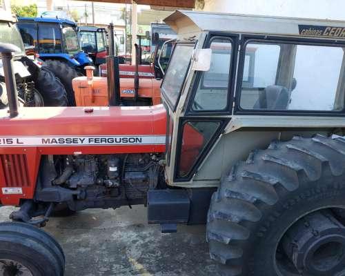 Massey Ferguson 1215 Impecable