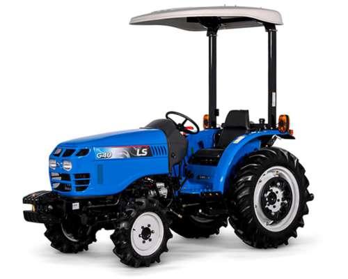 Tractor LS G40 45 HP Doble Traccion, Excelente Tractor