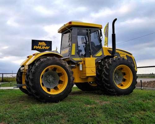 Tractor Pauny 540c Articulado Rodado Dual 18.4 X 34