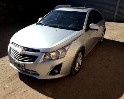 Chevrolet Cruze LTZ Diesel Automat. 2014 120.000 km Impecabl