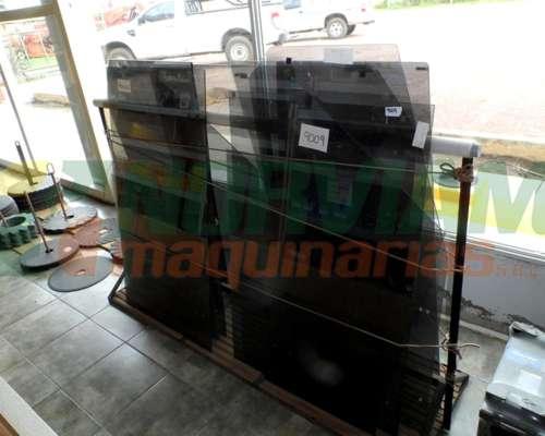 Stock Completo de Vidrios para Puany y Zanello