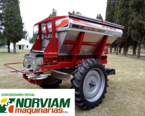 Fertilizadora Extreme 4250 Syra