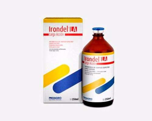 Antibiótico Irondel La Larga Acción - Oxitetraciclina 20%