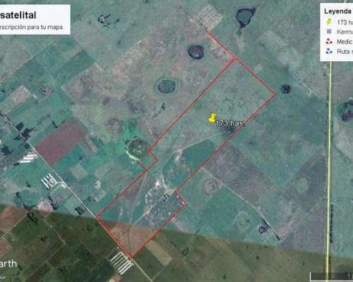 173 Has. 3km de Ruta 47 Entre Lujan y Navarro