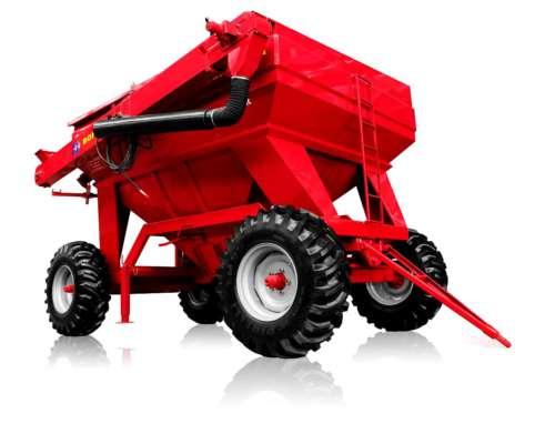 Tolva Autodescargable para Semillas y Fertilizante Bombassei