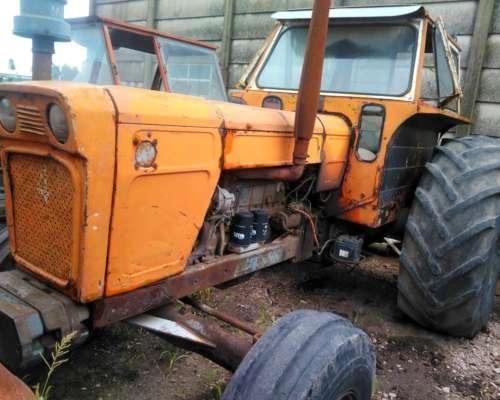 Tractor Fiat 1100 con 24/5/32