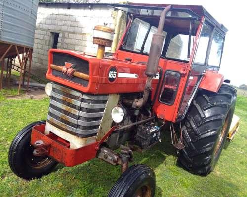 Tractor Massey Ferguson 165 con 3 Puntos