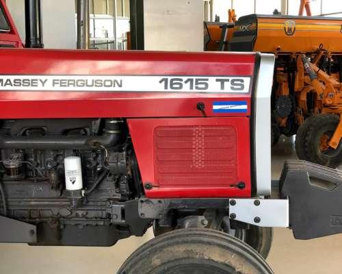 Massey Ferguson 1615 TS Rodado Dual. Exelente.