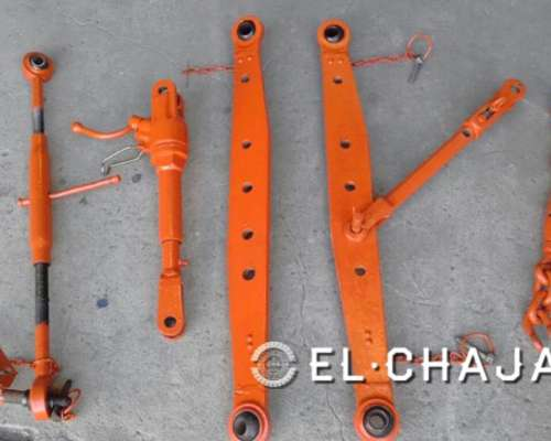 Enganches Tres Puntos Para Tractor Fiat 411-