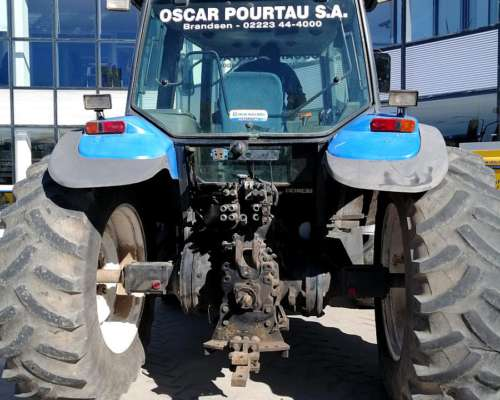 Tractor New Holland TM 180