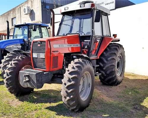 Tractor Massey Ferguson 630 DT