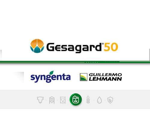 Gesagard 50 - Herbicida Syngenta