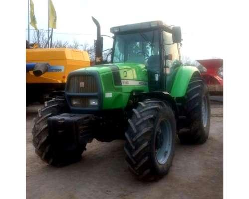 Tractor Agco Allis 6.190, año 2006