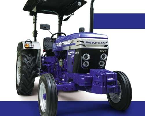 Tractor Farmtrac 6045 2wd - UN año de Servicio Gratis