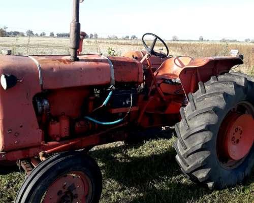 Tractor Someca 50 con Toma de Fuerza