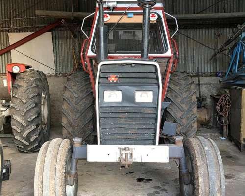 Tractor Massey Excelente Estado