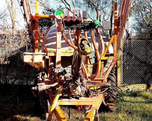 Pulverizador Rodado Simple Stefoni 3000 Lts 21 Mts