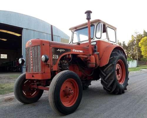 Hanomag R 75 Super . Original