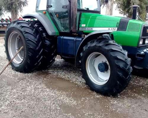 Tractor Agco Allis 5.170