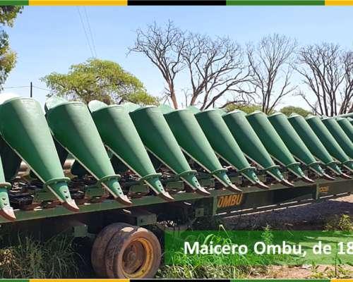 Maicero Ombu, Mod 2008, de 18 a 52 Surcos