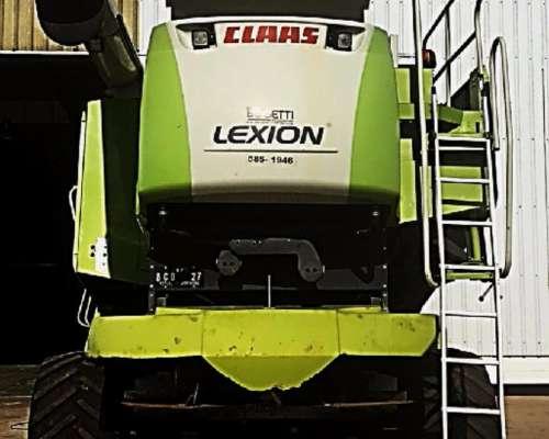 Cosechadora Claas Lexion 570 - año 2008