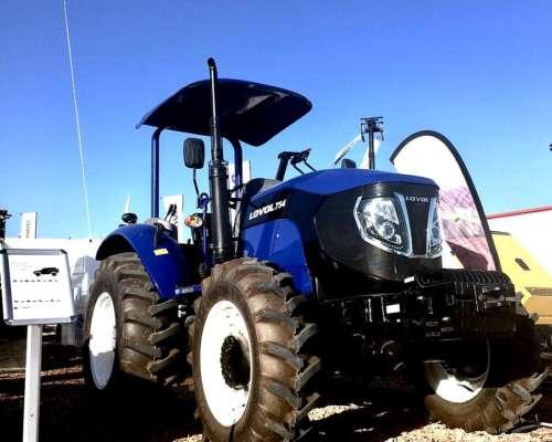 Tractor Lovol TD754 4X4 Tres Puntos Mecanico