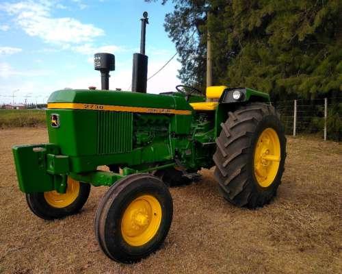 Exelente Tractor John Deere 2730