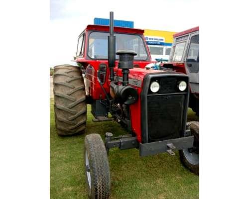 Massey Ferguson 1195 - año 1980