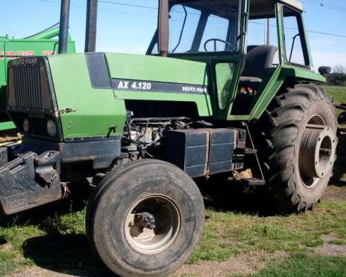 Tractor Marca Deutz Fahr