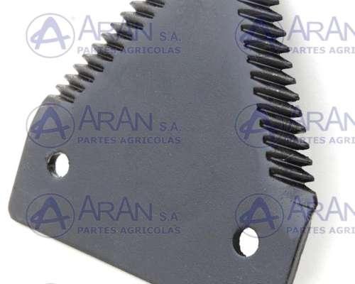 Cuchilla Armada 22ft19x6 para Case 2388 PLAT.1020 C/refuer.
