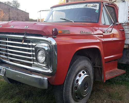 Ford 600 Motor 1114