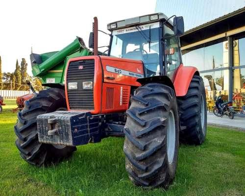 Tractor Massey Ferguson 680 Doble Traccion - muy Bueno