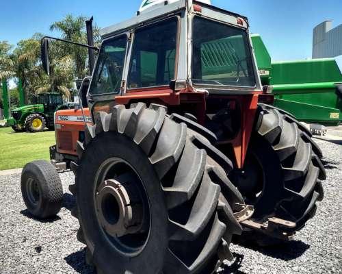 Tractor Massey Ferguson 1660 año 1997 en muy Buen Estado