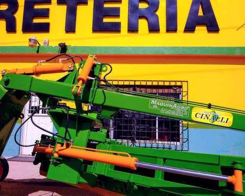 Niveladora de Arrastre N 3000 Hidraulica Cinalli