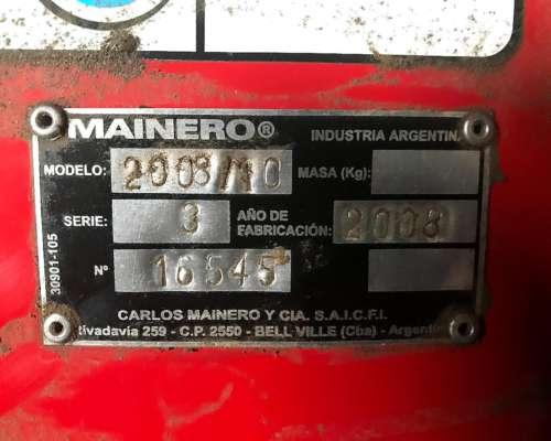Maicero Mainero 2008 10 A 70 P/case