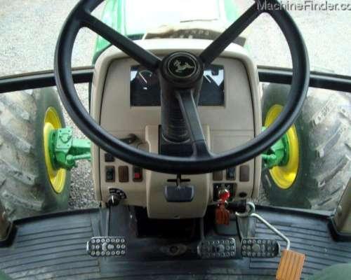 Tractor John Deere 6615 Mod. 2005