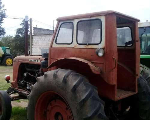 Vendo Tractor Fiat 780