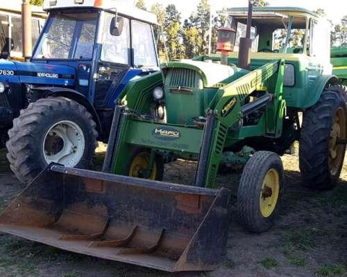 Tractor John Deere 2420, 64hp, 9000 HS, 1976