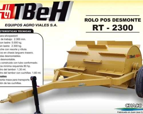Rolo POS Desmonte RT 2300 - Tbeh