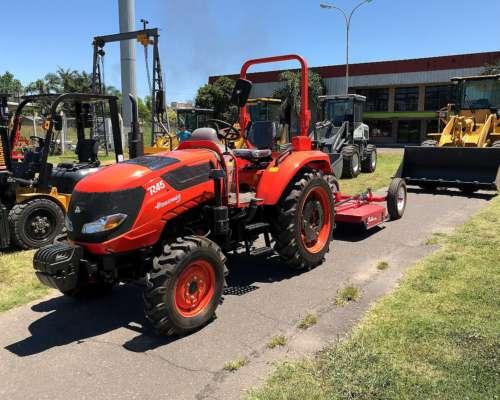 Tractor Hanomag TR45 Doble Traccion