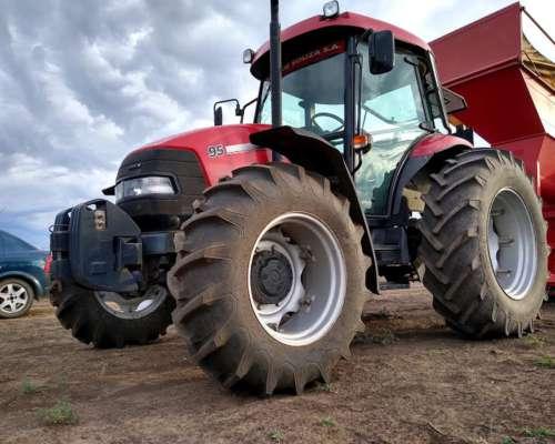 Tractor Case JX 95 DT de 95 HP 2013