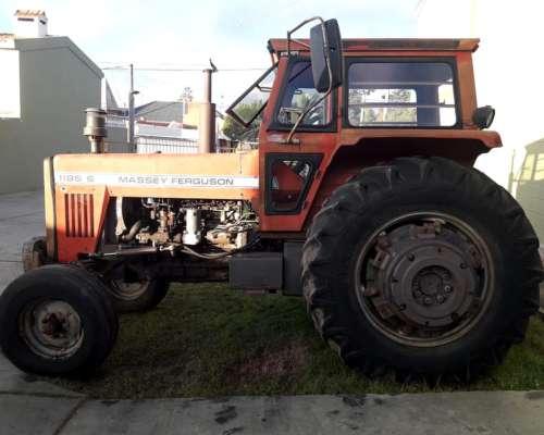 Tractor Massey Ferguson (trac007)
