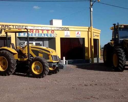 Venta de Tractores Pauny Toda la Linea
