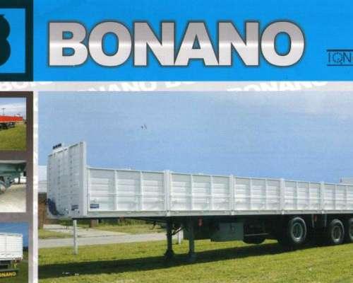 Semirremolque Baranda Volcable- Bonano