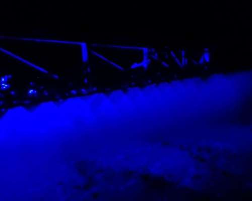 Faros Leds Azules para Botalon