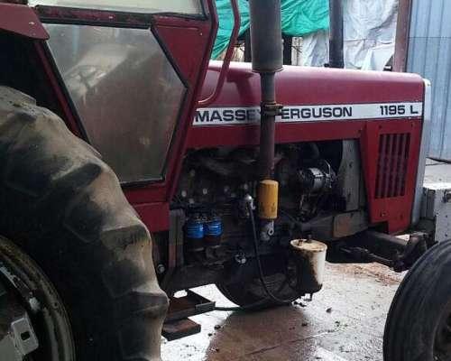 Massey Ferguson 1195, Buen Estado