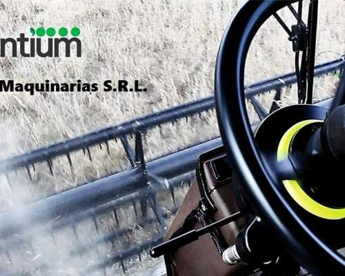 Piloto Plantium Para Cosecha Con Giro Automático En Cabecera