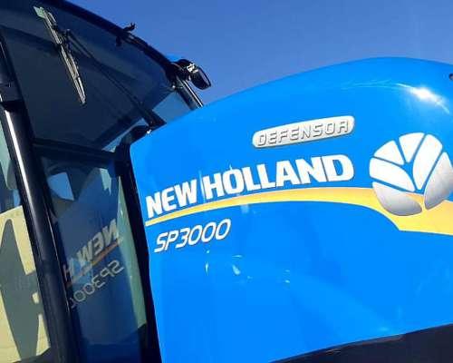Pulverizadora Autopropulsada New Holland