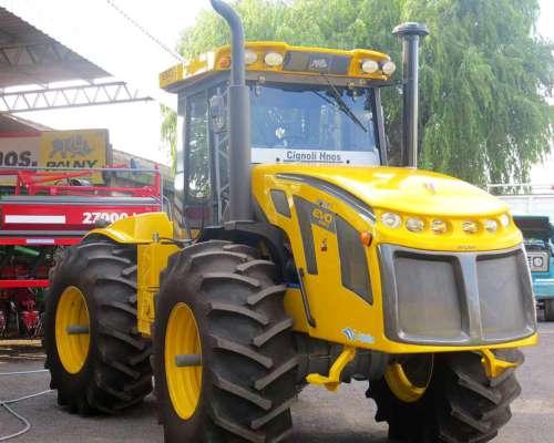 Tractor Pauny 540 EVO , Cummins 240 CV Vend Cignoli Hnos