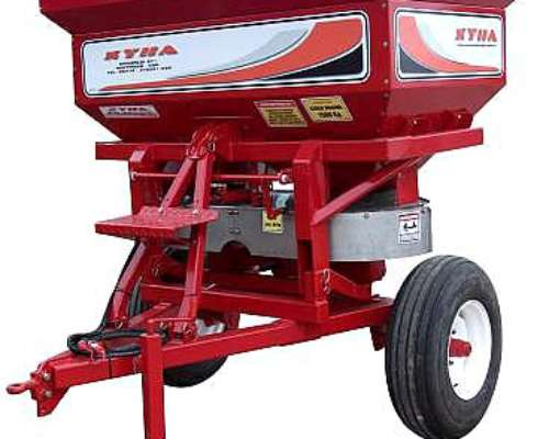Fertilizadoras Syra Mini 1500 2000 de Arrastre Bidisco